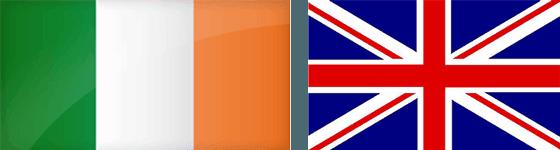 Ireland-Flags