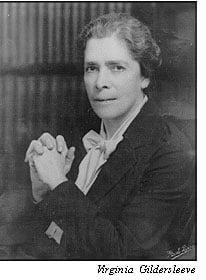 Who was Virginia Gildersleeve - Graduate Women International (GWI ...