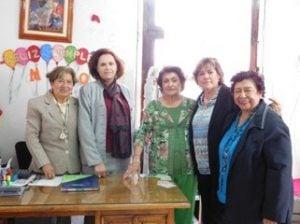 FEMU project leaders group photo 1